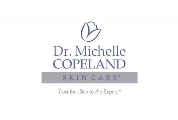 Dr. Michelle Copeland brand logo design