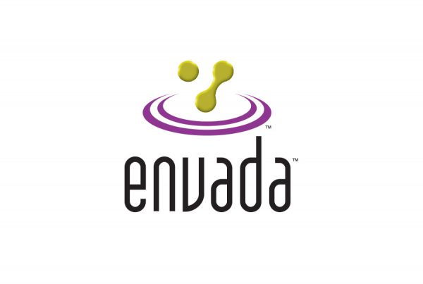 brand logo design for Envada Internet