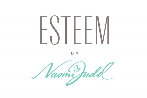 brand logo design for Esteem by Naomi Judd