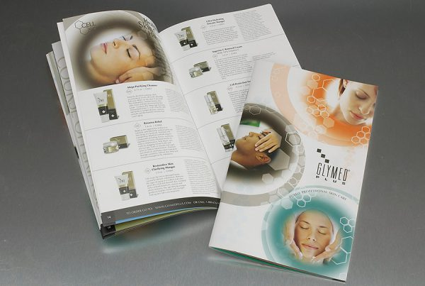 catalog design for glymed plus products