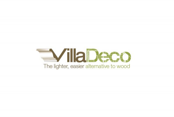 brand design logo for Villa Deco