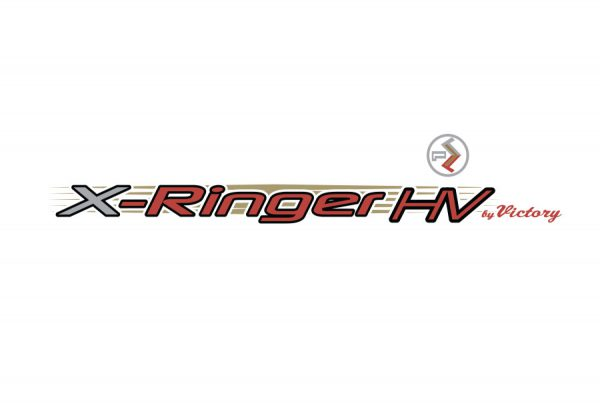 brand design logo for x-ringer products