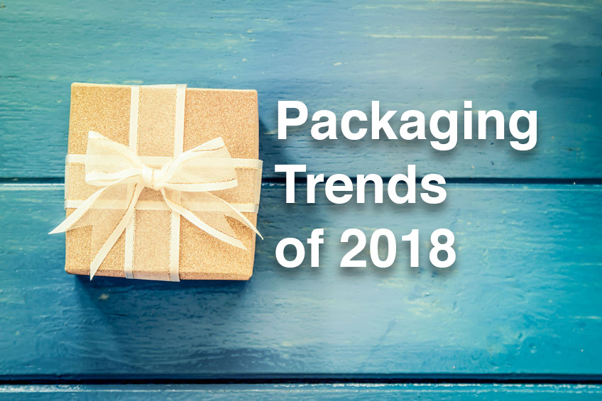 Packaging Trends of 2018