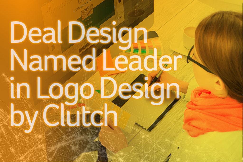 Deal Design  Named Leader in Logo Design by Clutch