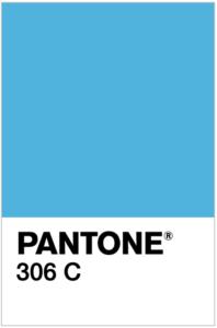 PANTONE 306 C