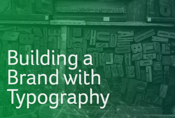 typography vintage letter presses