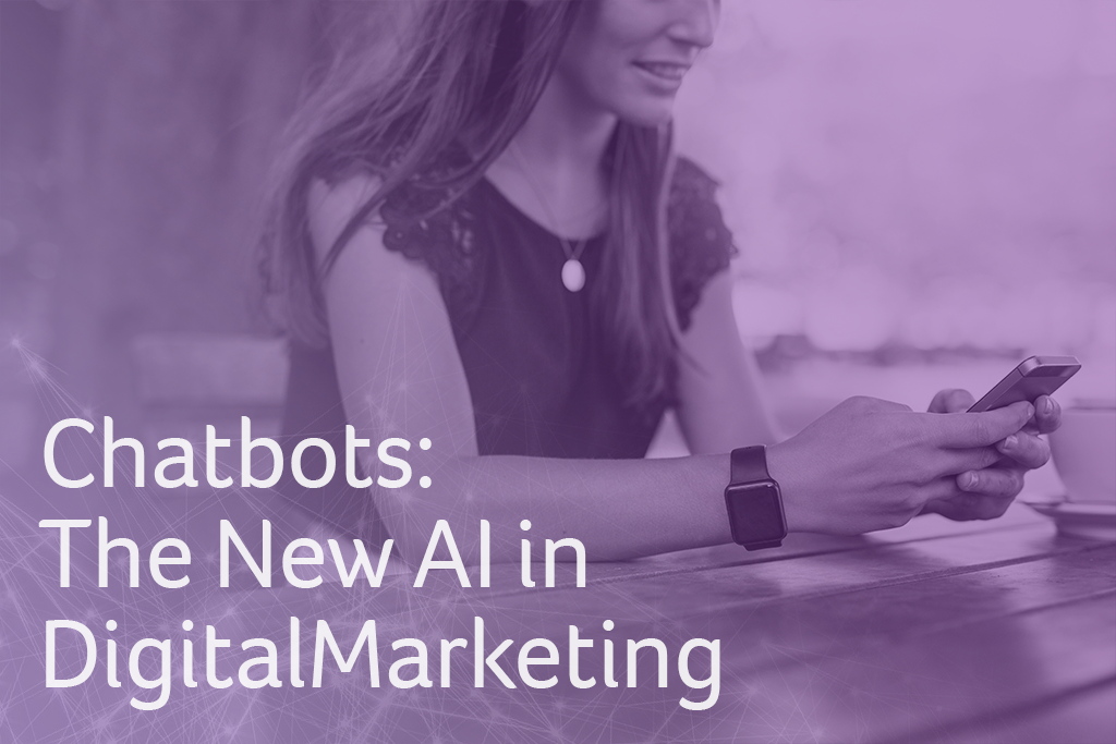 chatbots: the new ai in digital marketing