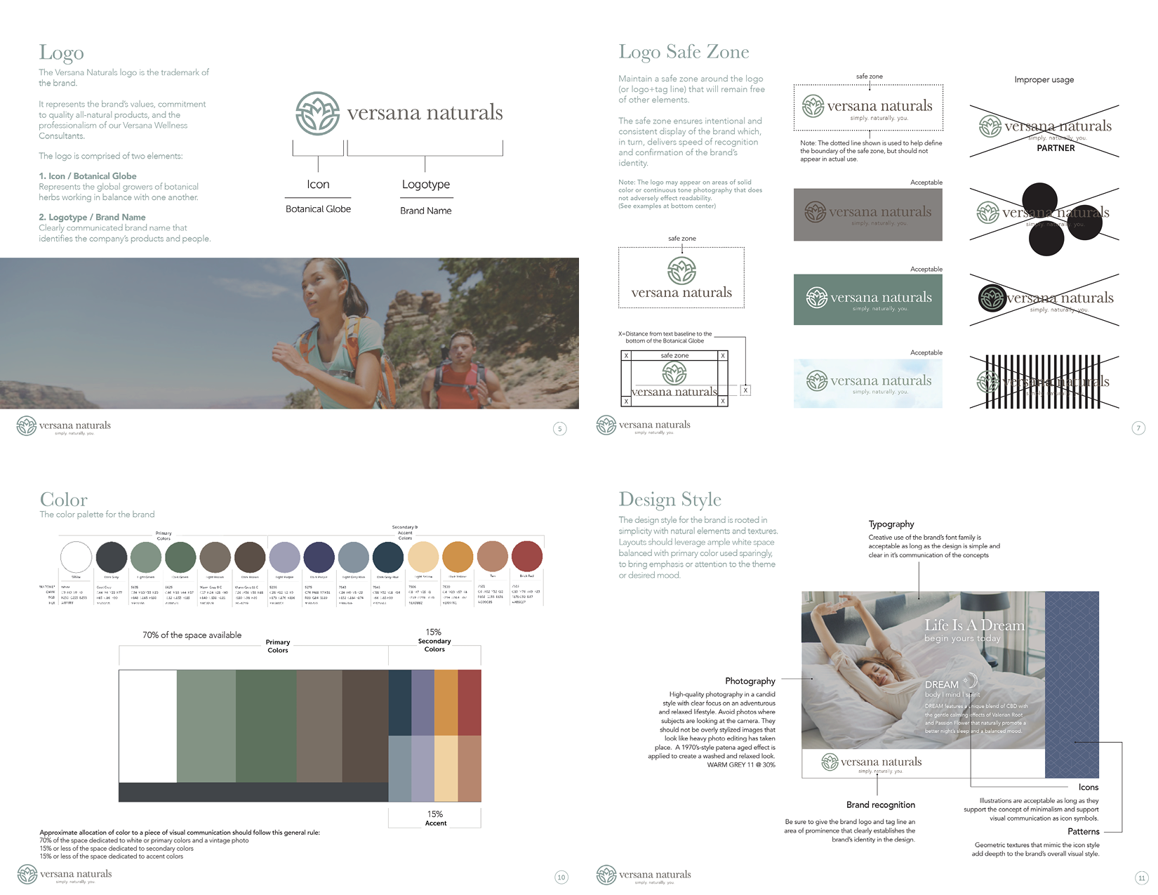 brand style guide example