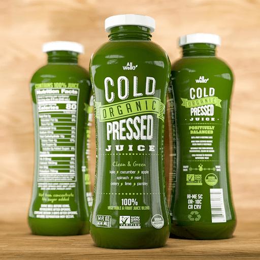 health beverage packaging design inspiration