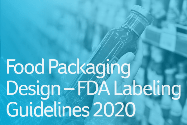 Food Packaging Design - FDA Guidelines 2020